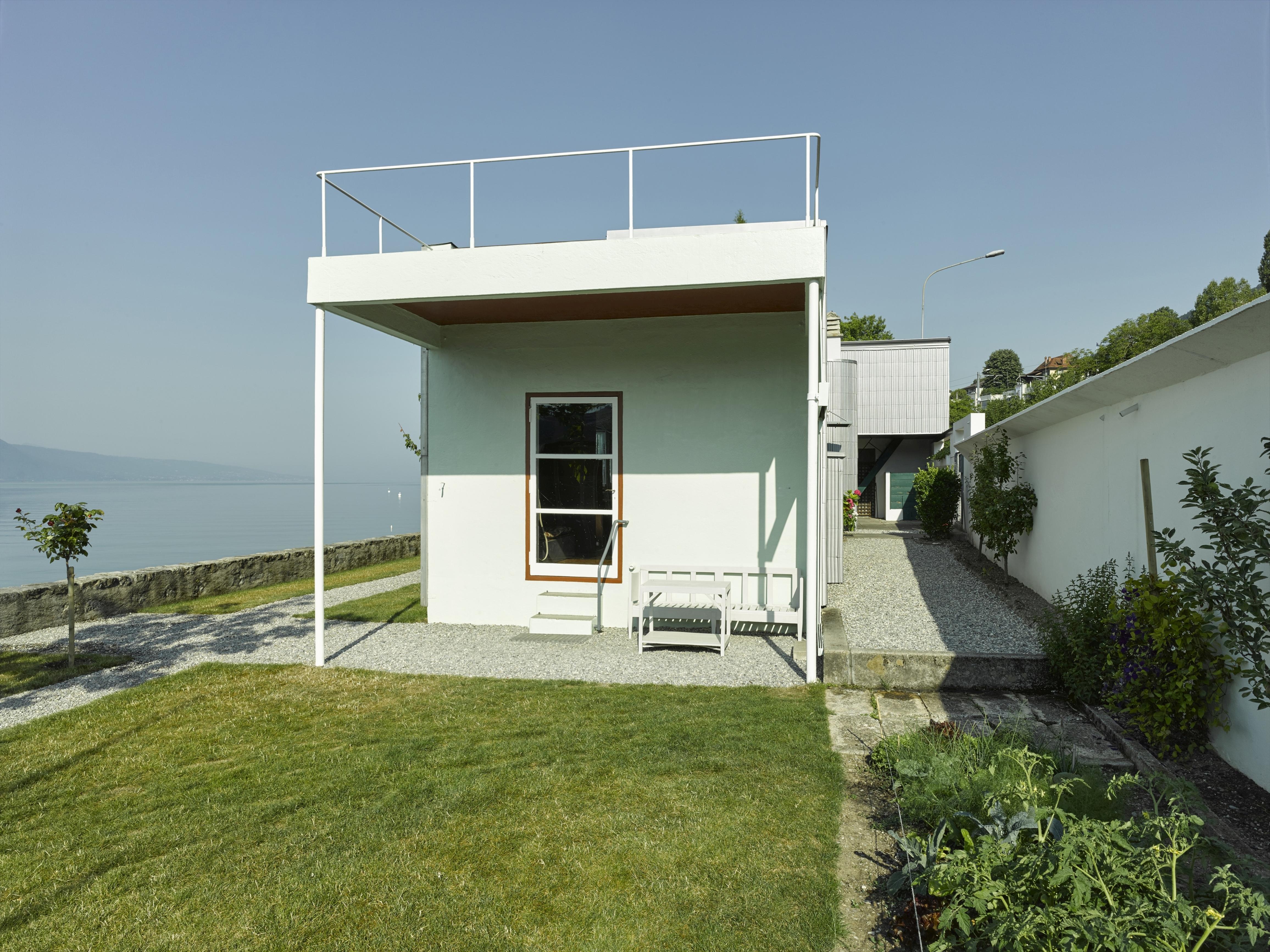 Villa Le Lac, lago di Ginevra, Svizzera